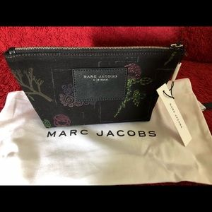 New** Marc Jacobs Cosmetic Bag